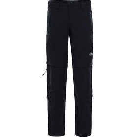 The North Face Exploration - Pantalones de Trekking Hombre - Regular negro
